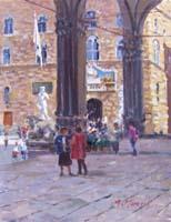 Work of Graziano Marsili  La loggia dei Lanzi