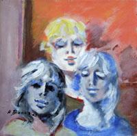 Work of Umberto Bianchini  Volti