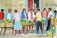 Work of Rodolfo Marma  Mercatino