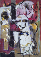 Work of Emanuele Cappello  Composizione (Kapel)