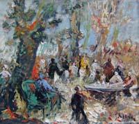 Emanuele Cappello - Composizione di figure
