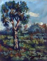 Luigi Pignataro - L'albero solitario