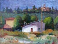 Work of Rodolfo Marma - Bellariva oil canvas