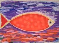 Quadro di Livio Cogoli - La balena olio tela