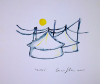 Work of Cesare Giardini  Circo