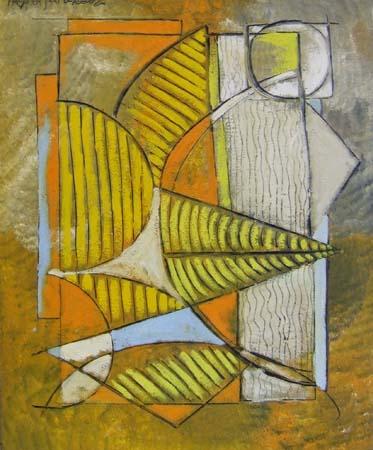Quadro di Paolo da San Lorenzo Papillon - olio tela
