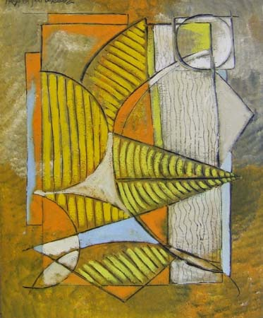 Art work by Paolo da San Lorenzo Papillon - oil canvas