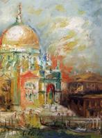 Work of Emanuele Cappello  Chiesa della Salute