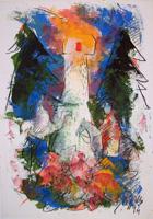 Work of Emanuele Cappello  Composizione informale