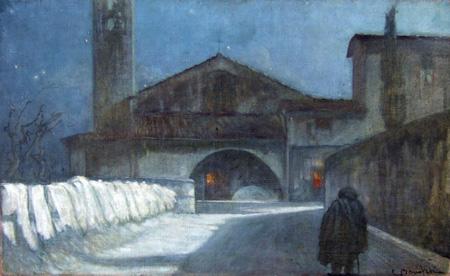 Quadro di  Bonardi Case - Pittori contemporanei galleria Firenze Art