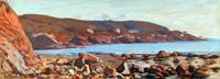 Quadro di Giorgio Luxardo - Fortullino olio tavola