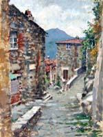 Work of Graziano Marsili  Sassetta - Castagneto Carducci