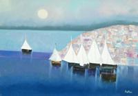 Work of Lido Bettarini  Marina