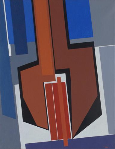 Art work by Gualtiero Nativi Costruzioni - acrylic canvas