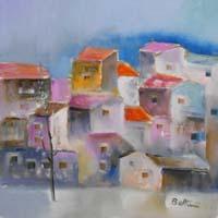 Work of Lido Bettarini  Primavera