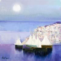 Work of Lido Bettarini  Costa Azzurra