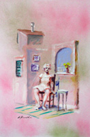 Quadro di Umberto Bianchini  Figura