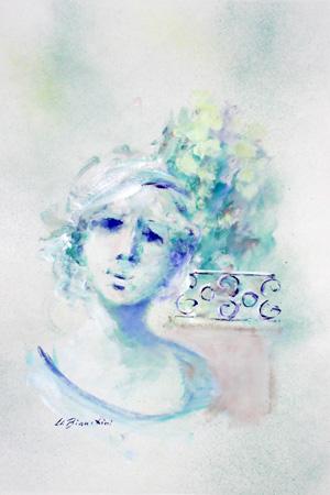 Quadro di Umberto Bianchini Esterno - tempera carta