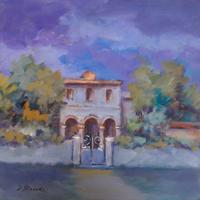 Quadro di Umberto Bianchini  Civile abitazione