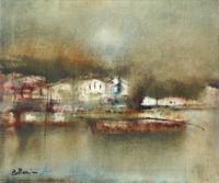 Work of Lido Bettarini  Marina Grande - Capri