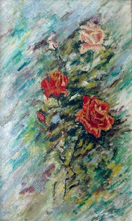 Quadro di Elisabetta Ferri Mazzo di fiori