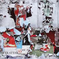 Quadro di Andrea Tirinnanzi - Strappo sul muro digital art carta su tavola