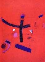 Work of Kiki Franceschi - Astratto - Tiratura 10/100 lithography paper