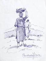 Quadro di Claudio da Firenze  Gabbrigiana