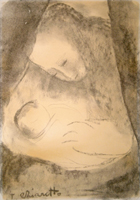 Quadro di T. Chiarotto  Maternità
