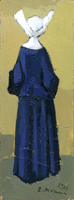 Quadro di Rodolfo Marma  Monachina