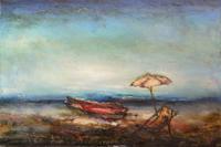 Quadro di Giampietro Cipollini - Marina olio tela