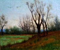 Work of Tullio Bartoli  Paesaggio