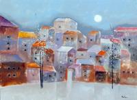 Work of Lido Bettarini  Paesaggio