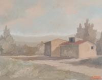 Work of Alviero Tatini  Paesaggio