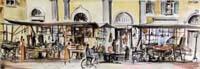 Work of Rodolfo Marma  Bancherelle di antichità