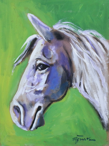 Quadro di Luigi Pignataro Cavallo - tempera tavola