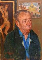 Work of Graziano Marsili  In memoria del caro amico Rodolfo (ritratto di Rodolfo Marma)