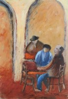 Giuseppe Gagliardi - All'osteria