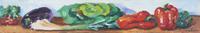 Quadro di Luigi Pignataro - Natura Morta olio cartone