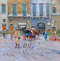 Work of Graziano Marsili  Angolo di Piazza Signoria