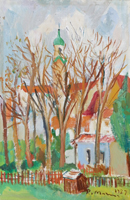 Work of Rodolfo Marma  Periferia di Memmingen