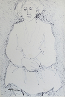 Quadro di Marcello Boccacci  Figura