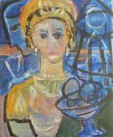Work of Roberto Panichi  Volto di donna
