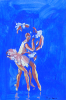 Work of Luigi Pignataro  Ballerini