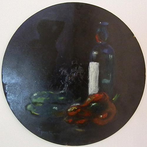 Quadro di Luigi Pignataro Natura Morta - olio tavola