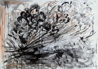 Quadro di Vanessa Katrin - Fiori mista tela