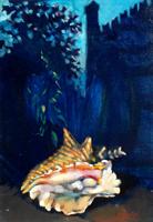 Quadro di Luigi Pignataro - Composizione olio cartone telato