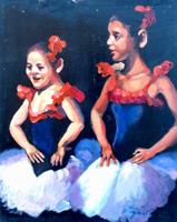 Work of Luigi Pignataro  Ballerine