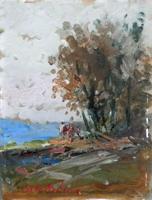 Work of Norberto Martini  Paesaggio