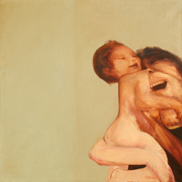 Quadro di Piero Tredici  Maternità